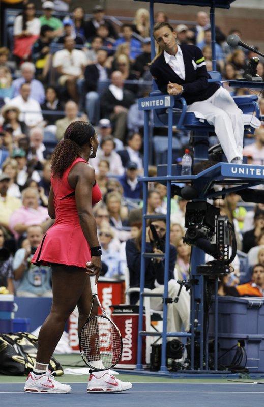 Serena Williams, Eva Asderaki
