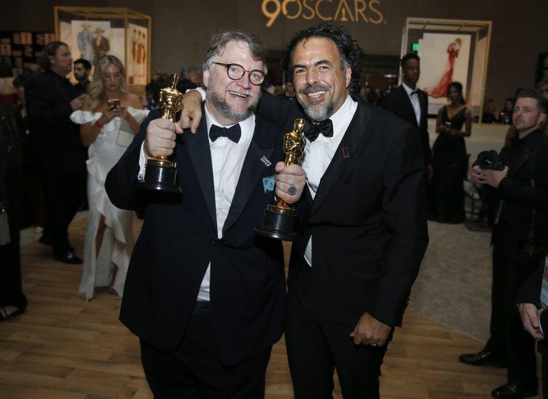 Guillermo del Toro, Alejandro Gonzalez Inarritu