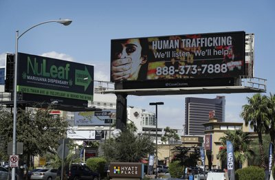 FBI Changing Vegas Billboard Campaign to Highlight Opioids
