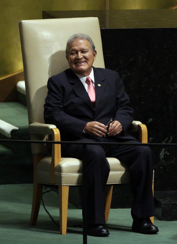 Salvador Sanchez Ceren