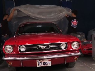 Demand Overseas Fuels Ford Mustang's Rise to Top