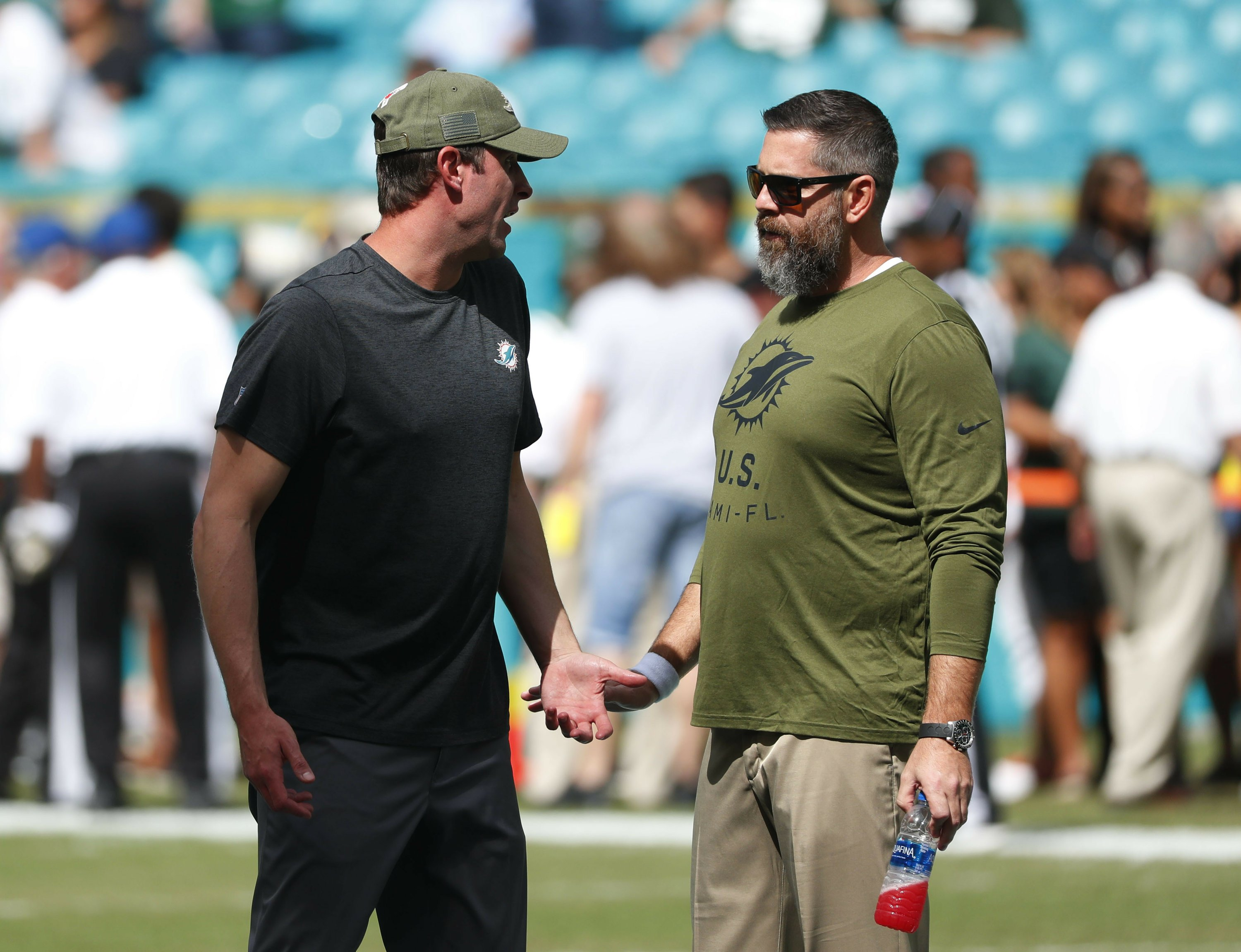 Dolphins Burke Says Jones Defense Now On Same Page