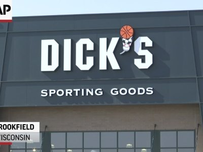 Dick's Ends Sales Of Assault-Style Rifles