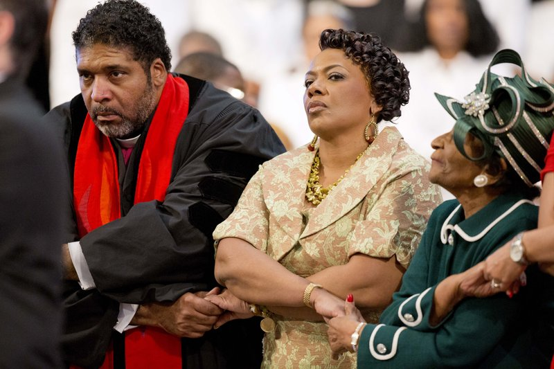 William Barber, II, Bernice King, Christine King Farris