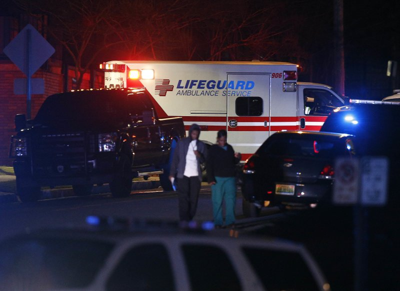 The Latest: Police identify suspected hospital gunman