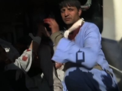 Afghanistan Suicide Bomber Kills At Least 95