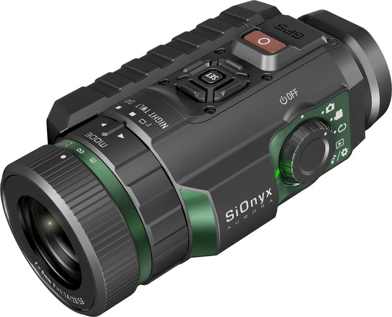 SiOnyx Announces World's First Day/Night Action Camera For Consumer Market, Turns Night Into Full-Color Daylight