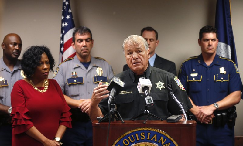 Sheriff Sid J. Gautreaux, III