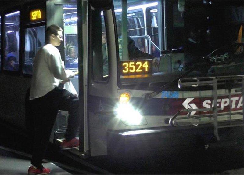 Exchange Suburban Public Transit
