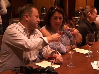 Tourists Trickle Back to California Wine Country