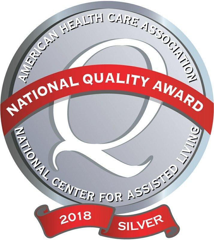 34 Sunrise Senior Living Communities Earn the 2018 Silver National Quality Award