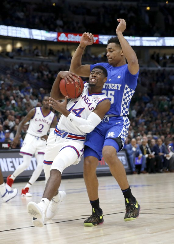 Malik Newman, PJ Washington