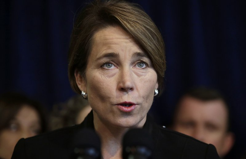 massachusetts attorney general maura healey takes questions from reporters during a news conference tuesday jan 31 2017 in boston - Attorney General Job Description
