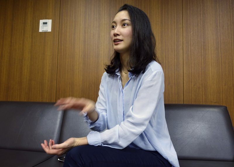 Saying 'Me Too' in Japan risks being bashed and ignored (apnews.com)