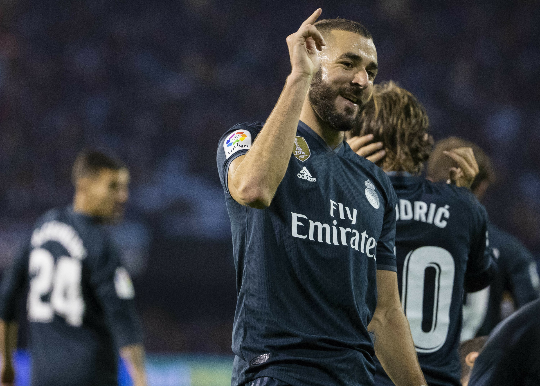 0270eedda Benzema taking charge of Solari s revamped Real Madrid