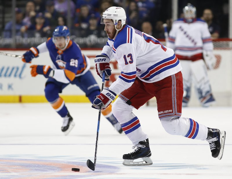 Kevin Hayes, Brock Nelson