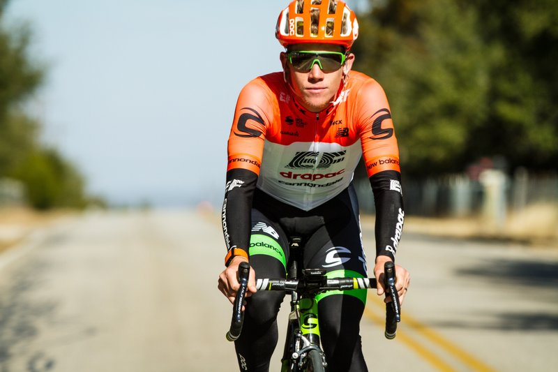 WHOOP and Pro Cyclist Lawson Craddock to Share Athlete's Real Time Health Data in First of its Kind Partnership