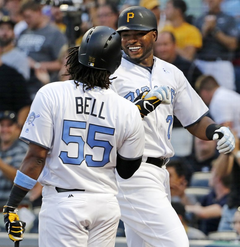 Gregory Polanco, Josh Bell