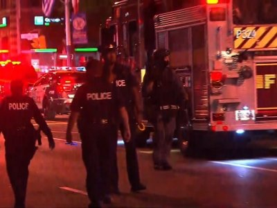 Toronto Police: Gunman, Woman Dead, 13 Wounded
