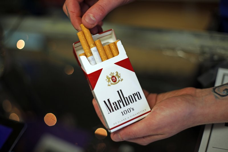Altria, Marlboro, cigarettes