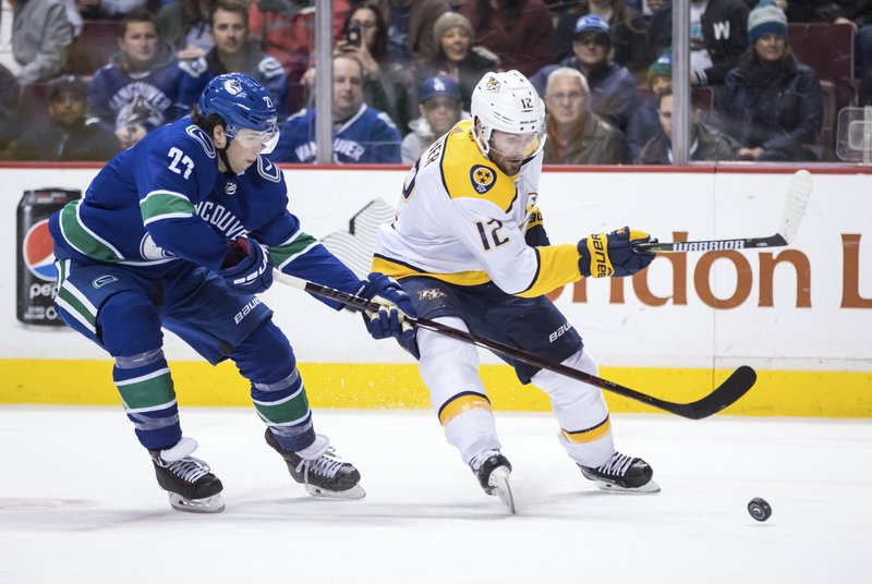 Ben Hutton, Mike Fisher
