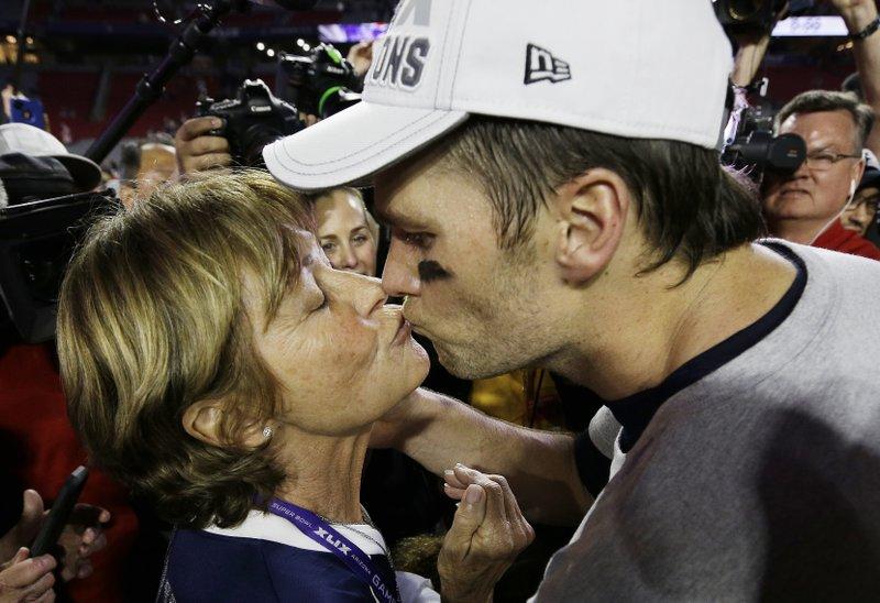 Tom Brady, Galynn