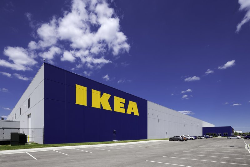 IKEA Distribution Center in Joliet, IL Receives the Leadership in Energy and Environmental Design (LEED) Gold Certification