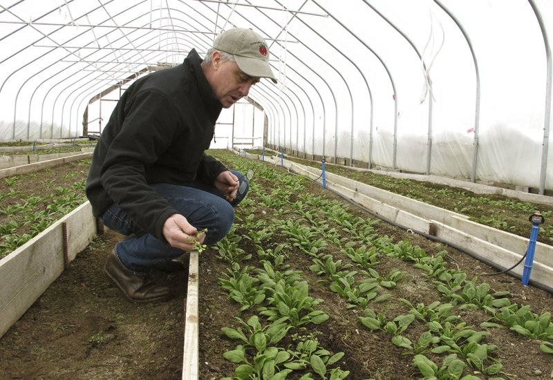 Farm to table: A bit tricky in winter, but in high demand