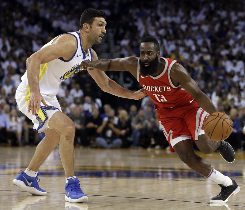 Zaza Pachulia, James Harden