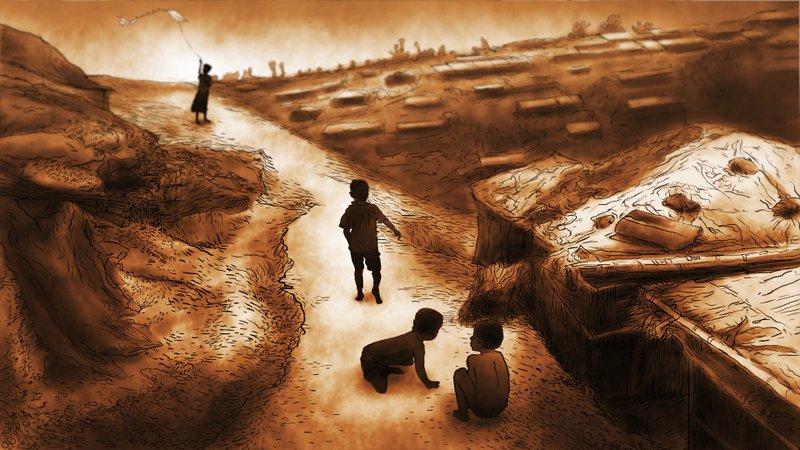 Rohingya - The Boy