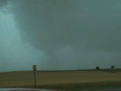 Raw: Severe Storms Hit Oklahoma
