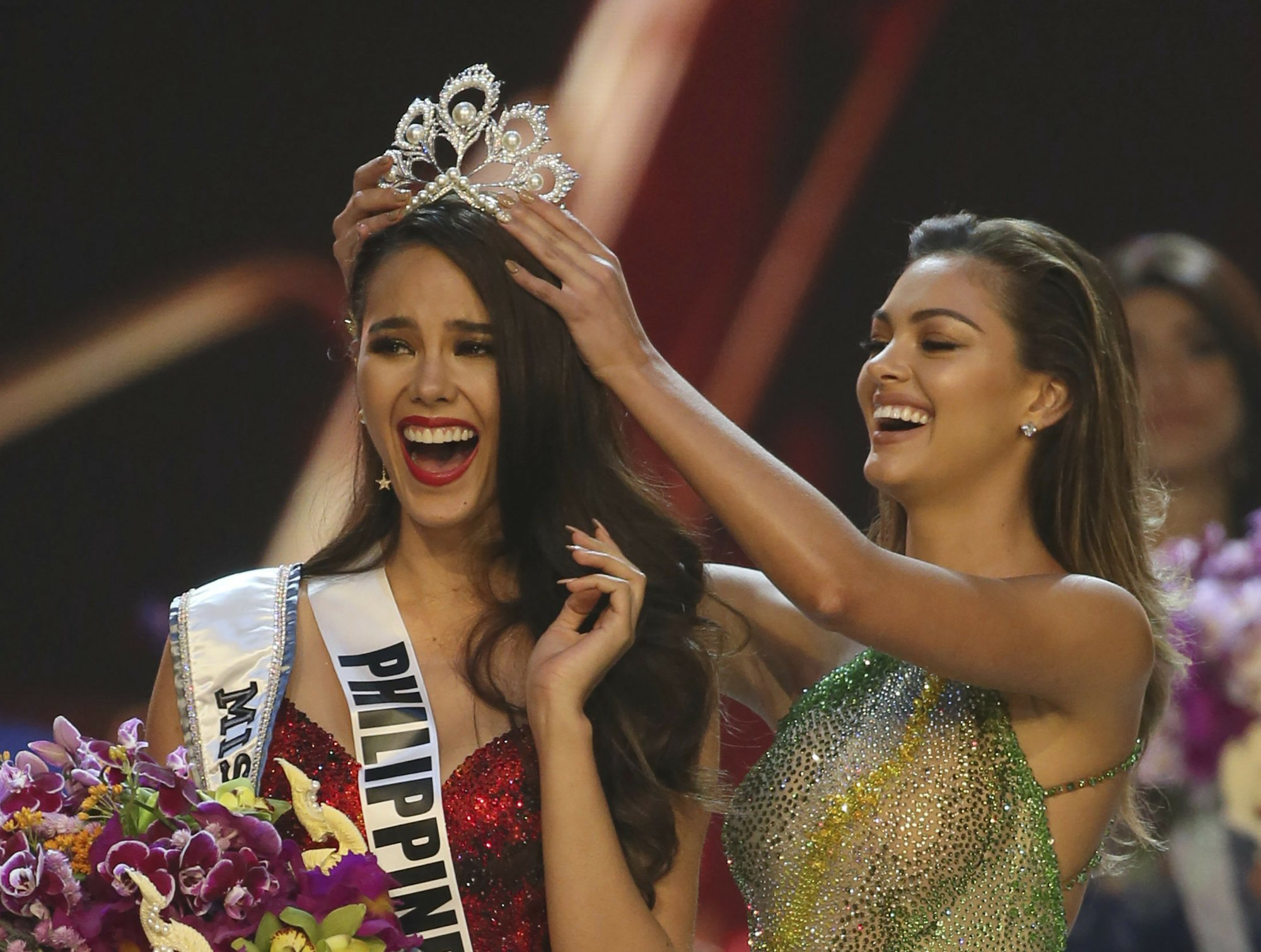 f63d84c9ab337 Philippines  Catriona Gray named Miss Universe 2018