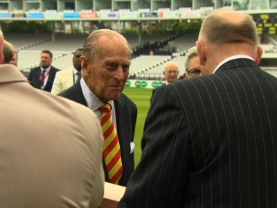 Prince Philip Steps Back From Royal Duties