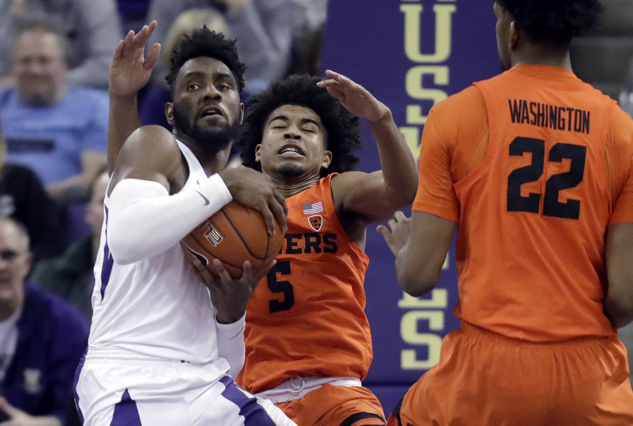 best sneakers d38e5 96348 Washington's Jaylen Nowell voted Pac-12 player of the year