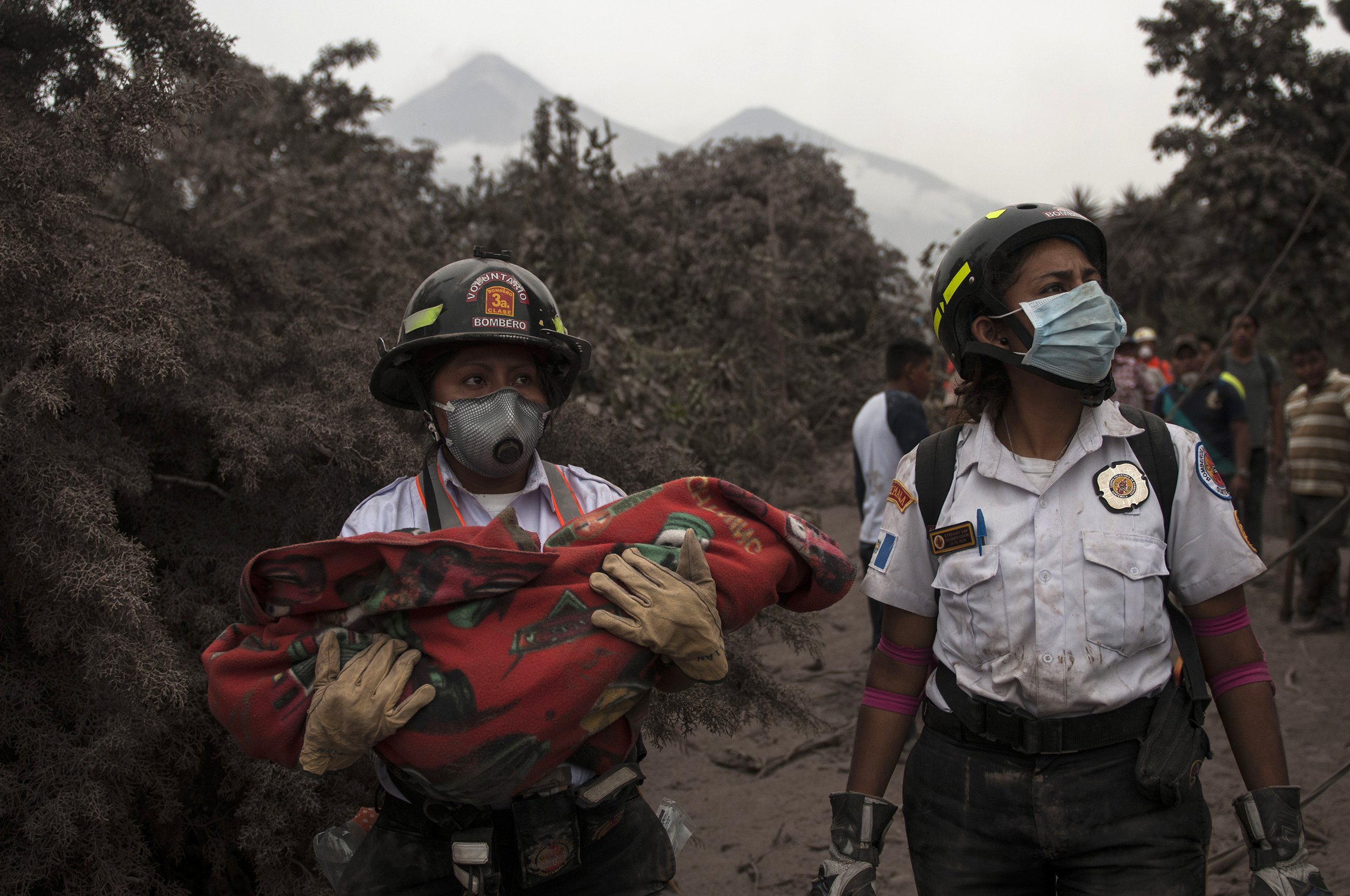 Guatemala volcano death toll up to 69, expected to rise
