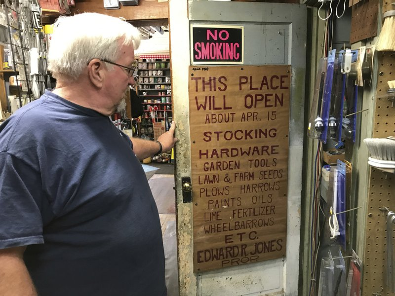 Family-run hardware store will close after 89 years