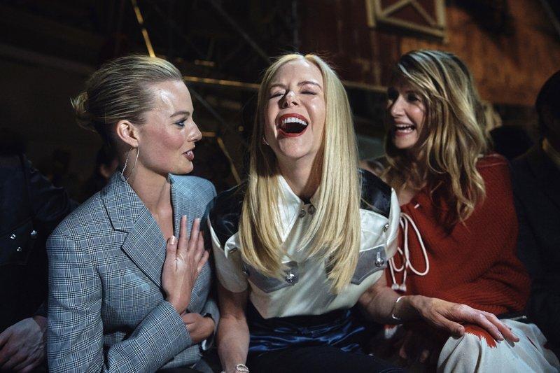Margot Robbie, Nicole Kidman, Laura Dern
