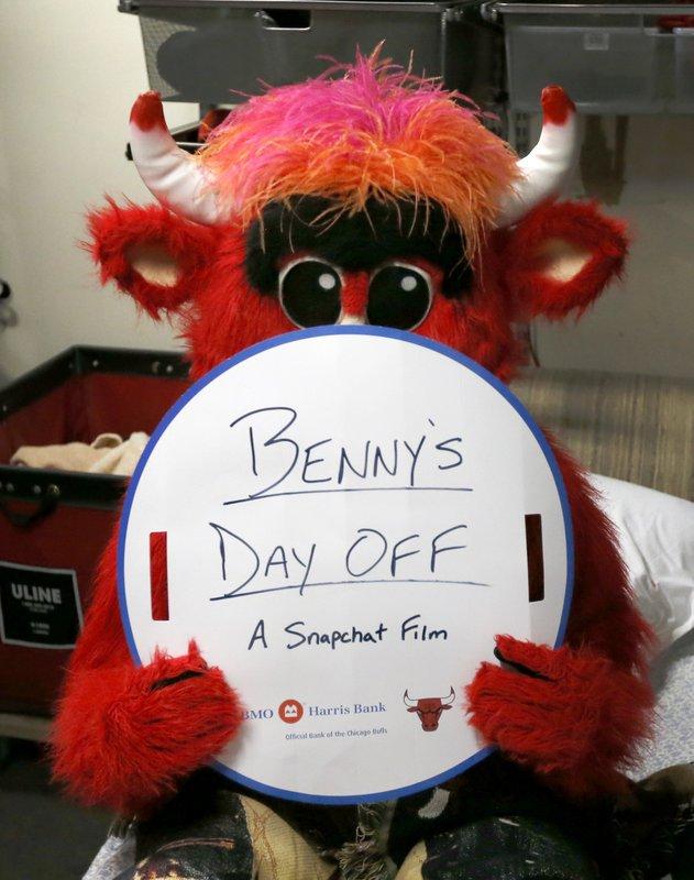 Benny The Bull,