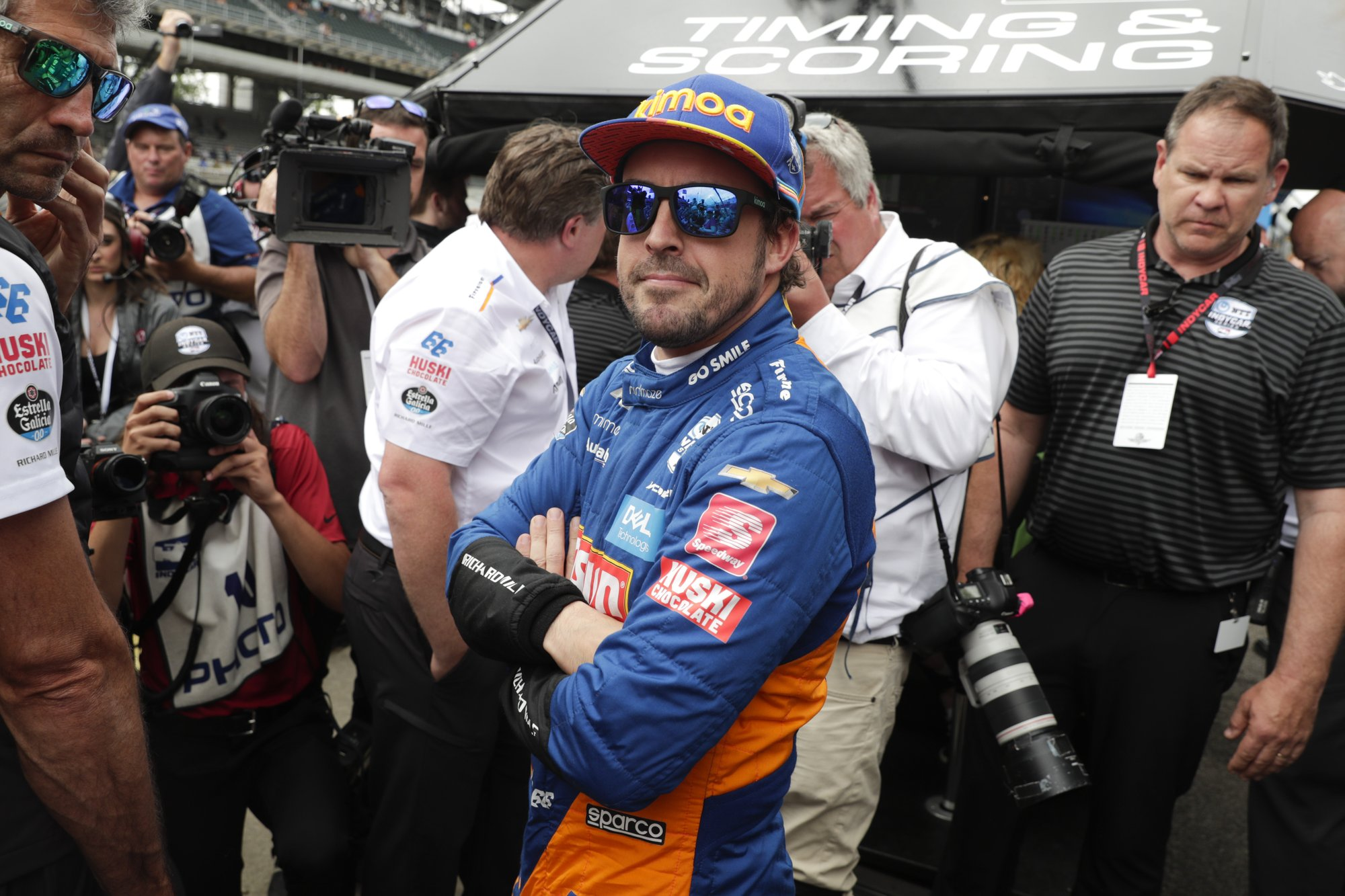 McLaren's failed Indy 500 effort was a comedy of errors