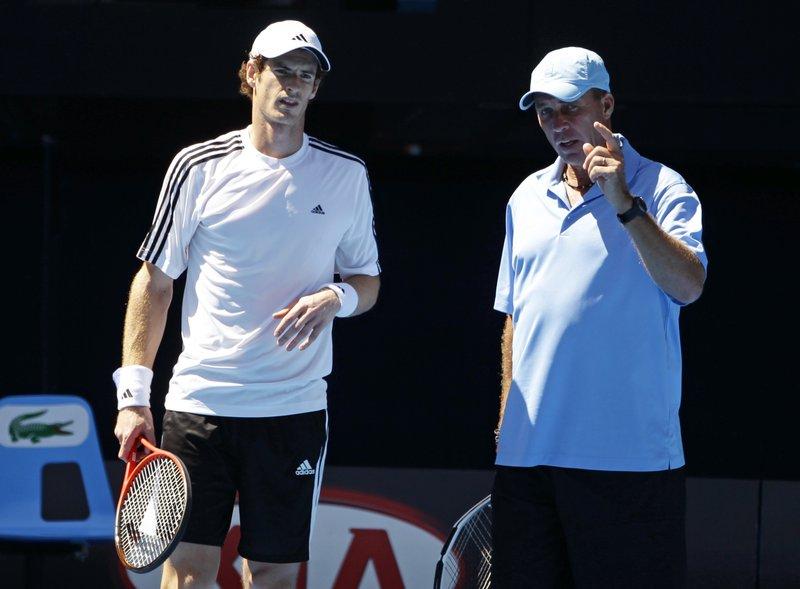 Andy Murray, Ivan Lendl