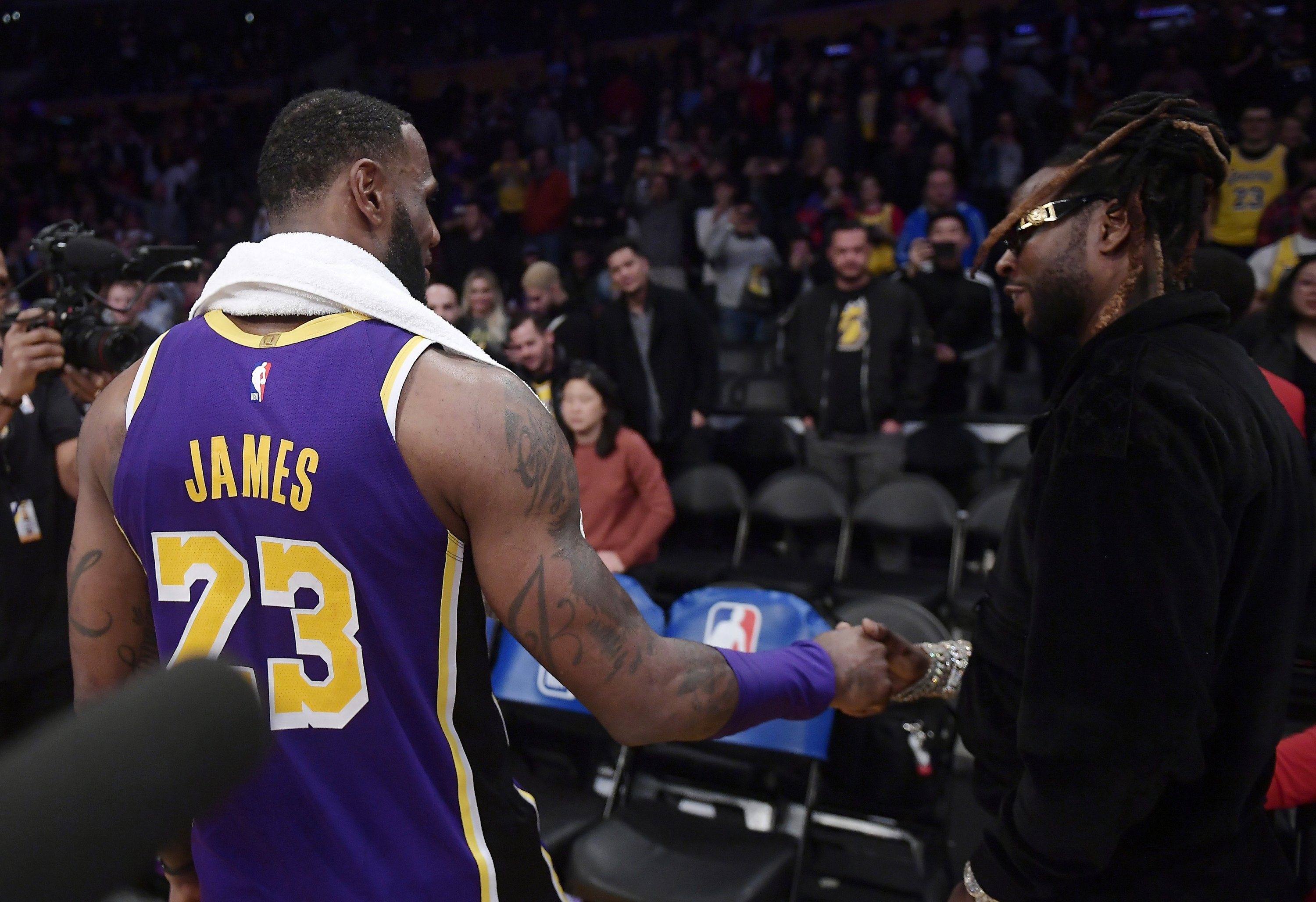 8b1567af7a3 LeBron -- Passing MJ ranks up there with title wins - ESPN - glbnews.com