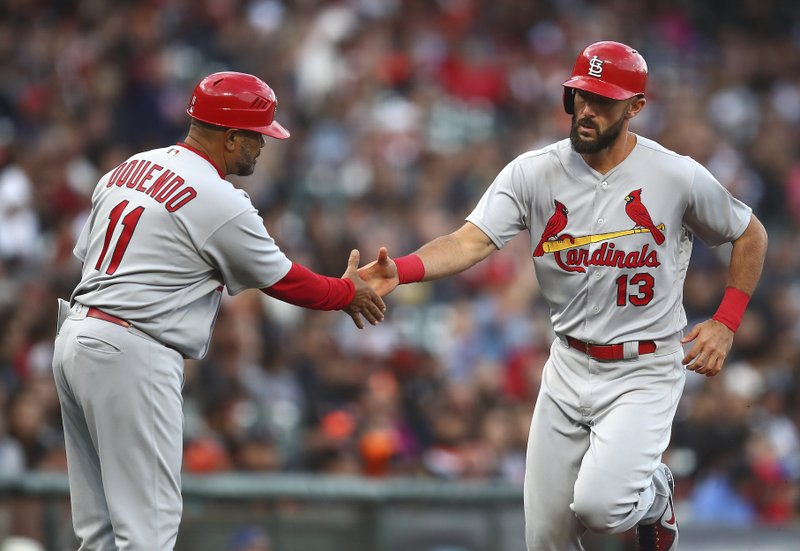 Jose Oquendo, Matt Carpenter