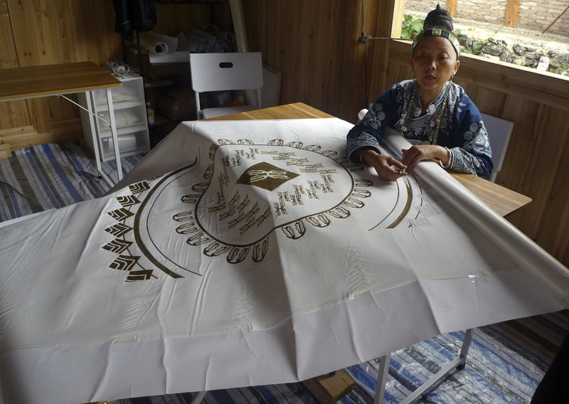 Designers breathe new life into China's dying folk crafts
