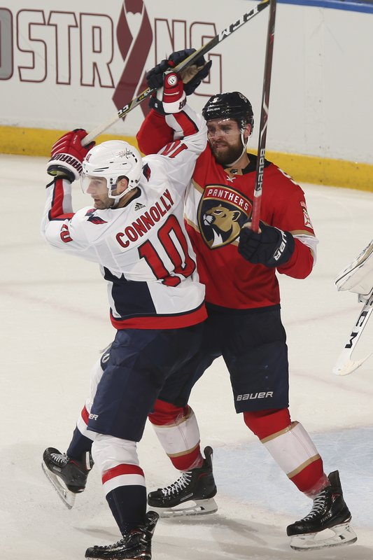 Aaron Ekblad, Brett Connolly