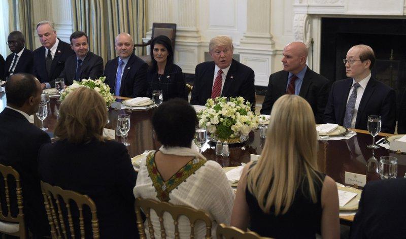Donald Trump, Nikki Haley
