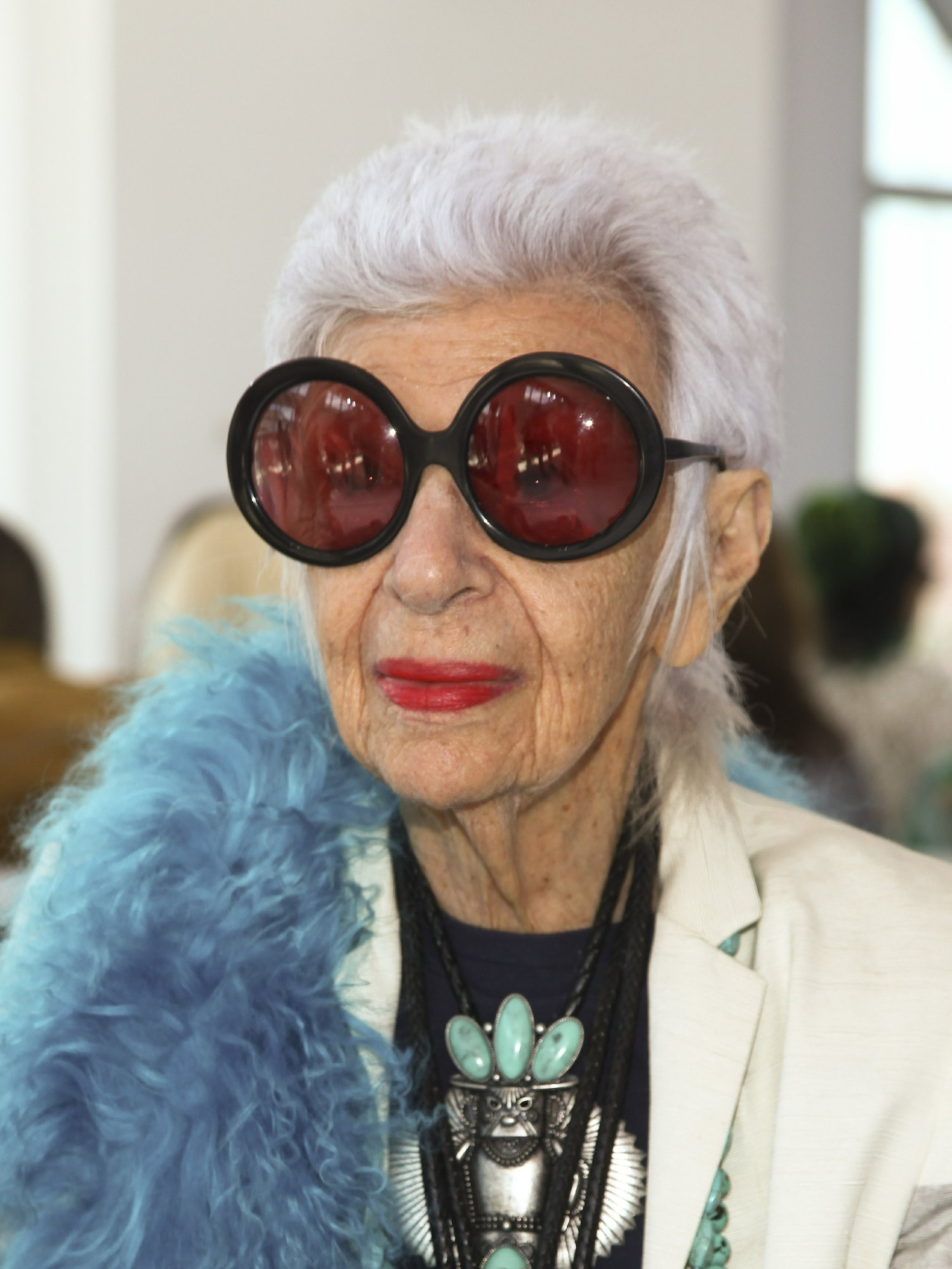 c806e95e4b Fashion-themed trip on Queen Mary 2 ship to host Iris Apfel