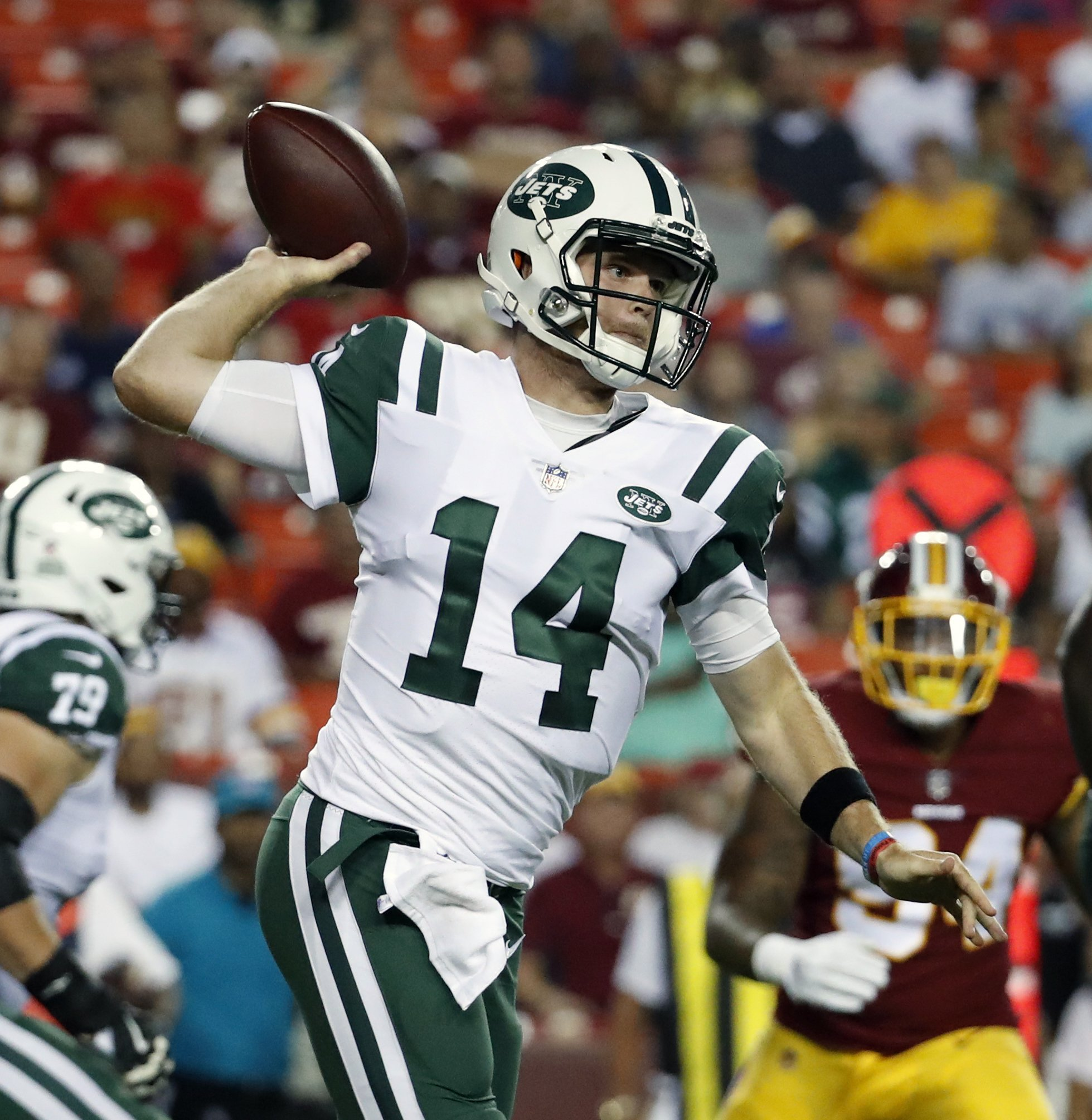 370366b5314 NFL 2018: With Sam Darnold, future could be now for Jets
