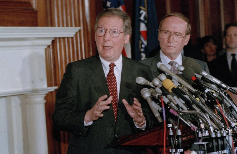 Mitch McConnell, Richard Bryan