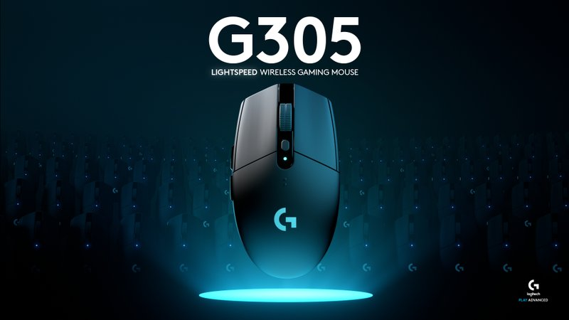 Logitech G Unleashes New Wireless Gaming Mouse
