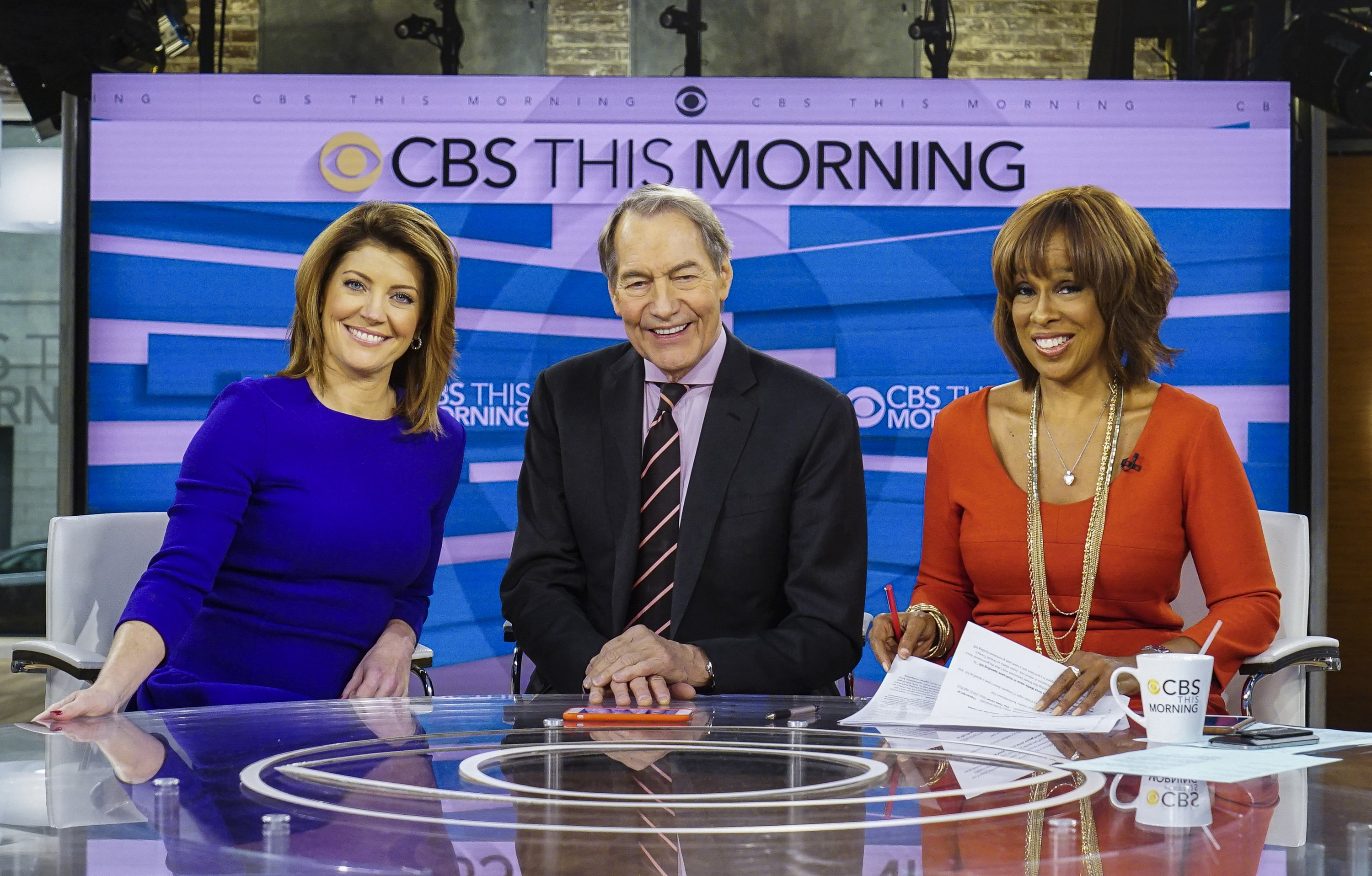 Cbs This Morning Marks 5 Years Of Re Imagining The News